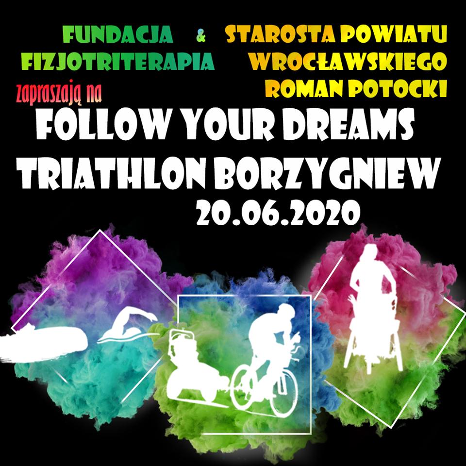 Follow Your Dream – Triathlon Borzygniew już 27 czerwca!