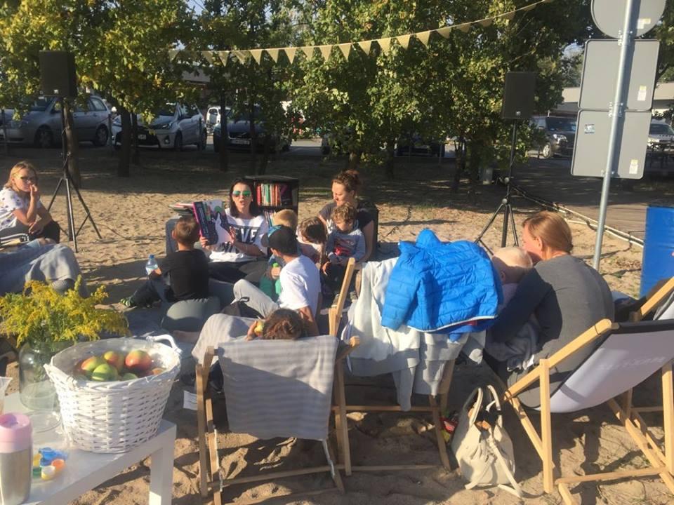 Podglądania Filmowe na Plaży – edycja jesienna